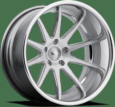 Boze Traction Concave Wheels