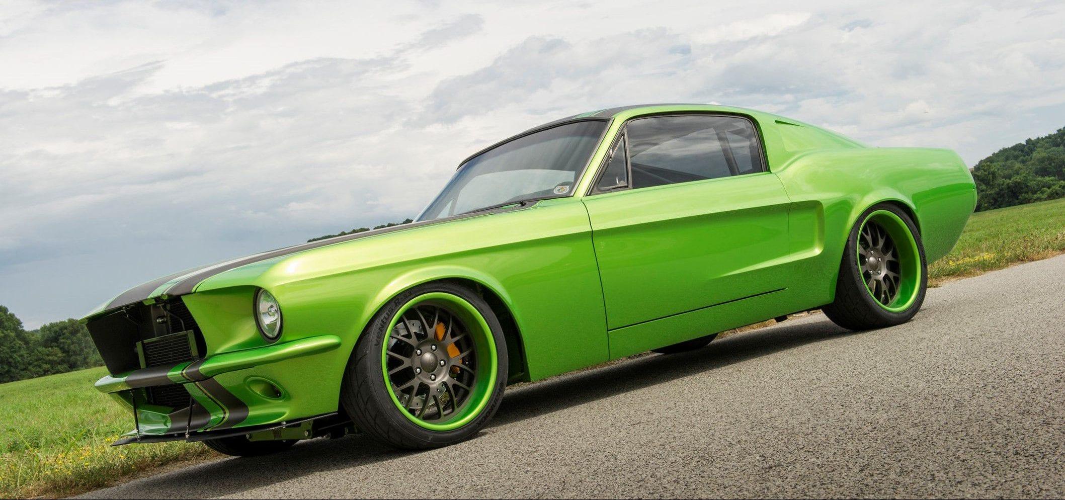 67 fastback 4758 Pontiac Boze