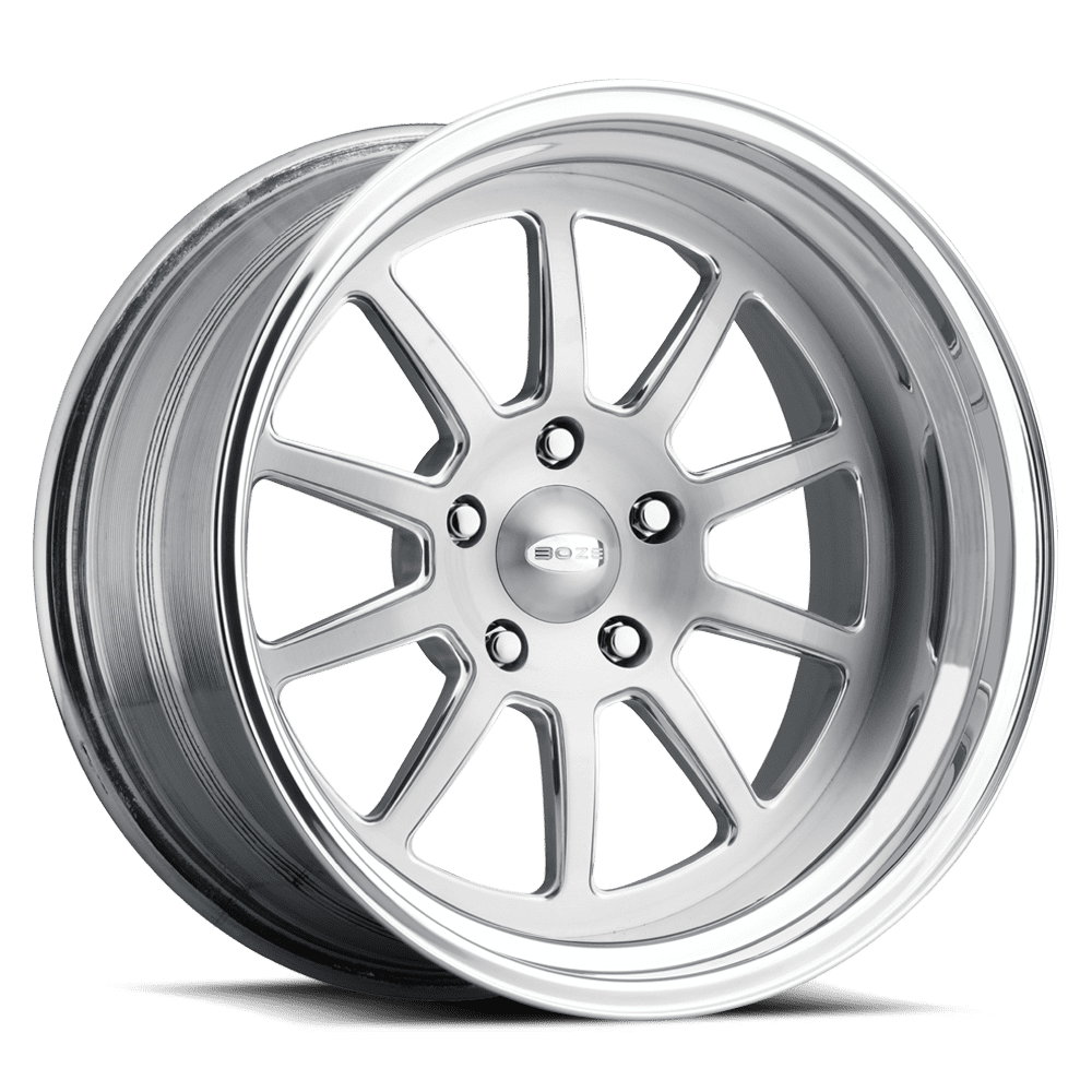 Boze Alloys light weight forged Performance wheels Series