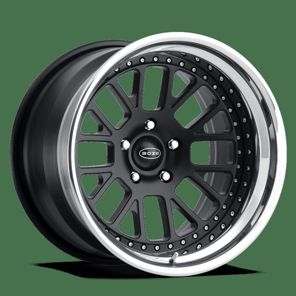 Boze Synchro Victory Wheels Series Black