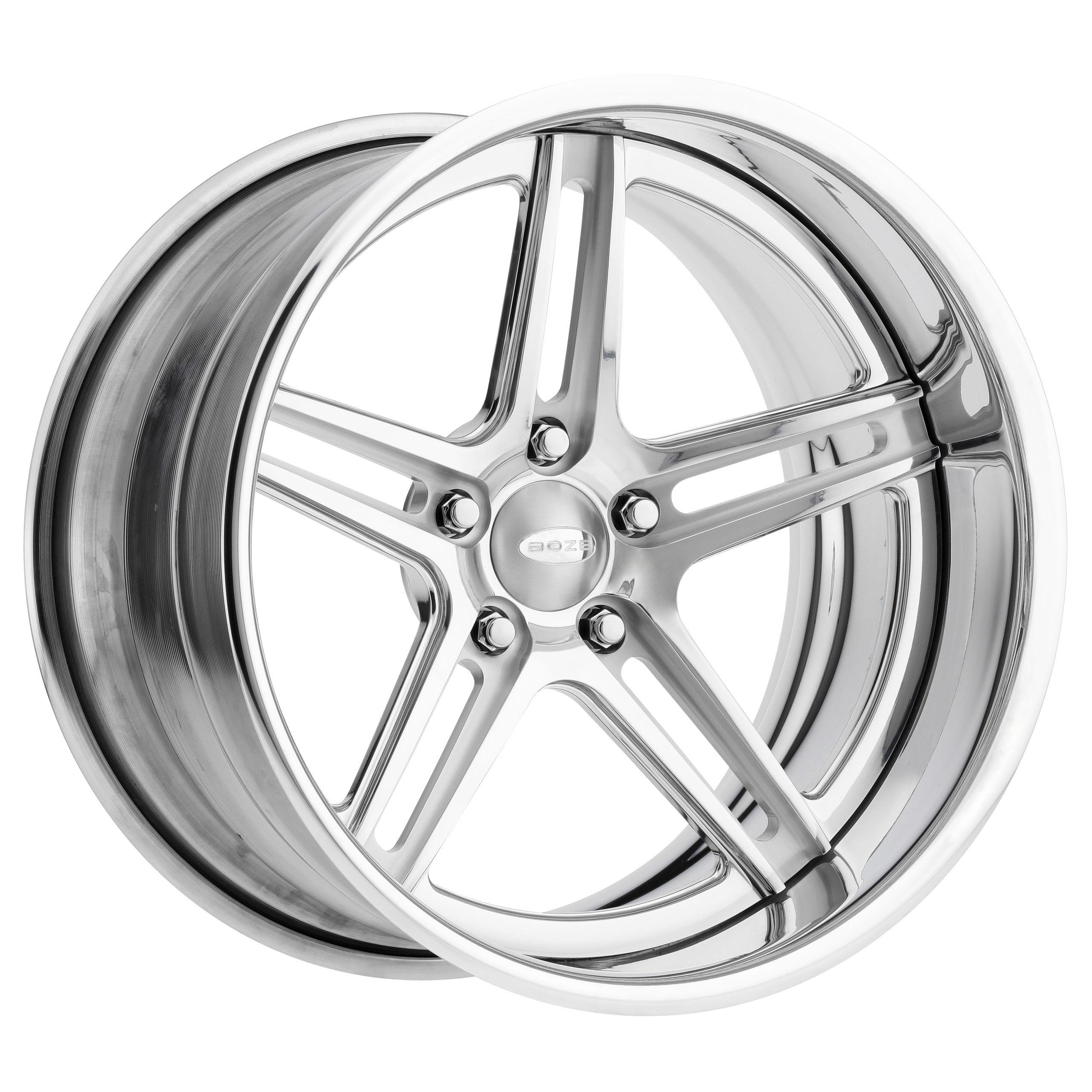 Boze Torque Scaled Victory Wheels Series Light Gray