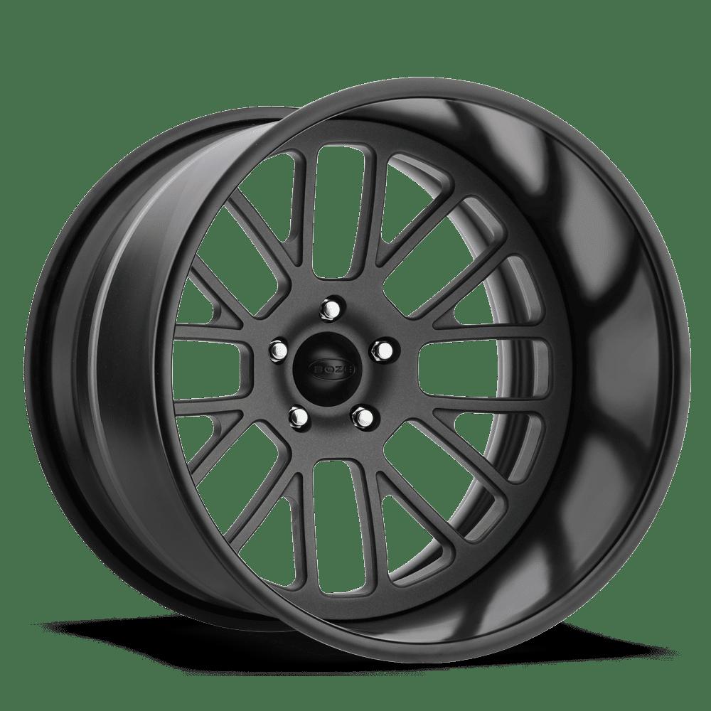 Boze Vortex Victory Wheels Series Black